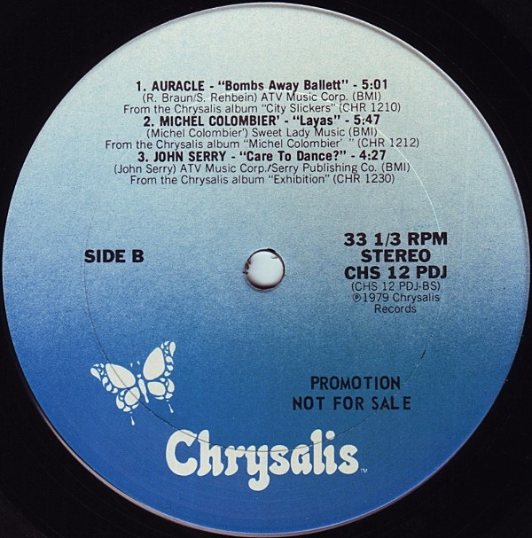 Various - Chrysalis Has Your Kind Of Music - Used Vinyl - High